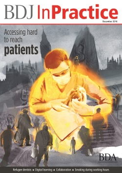 Hard to reach patient groups