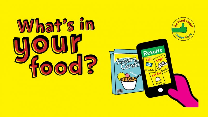 Be Food Smart – PHE keeps up the fight